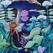 Forest Fantasy-sold Art Print
