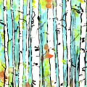 Forest For The Trees 2 Art Print
