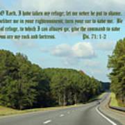 Forest Highway Ps.71 V 1-2 Art Print