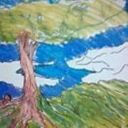 Forestree Art Print