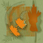 Forever Leaves Art Print