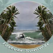 Forever Summer 2 Art Print
