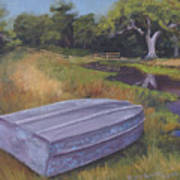 Forgotten Afternoons Art Print
