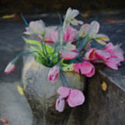 Forgotten Again - Painted Art Print