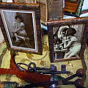 Forgotten Ladies Art Print