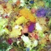 Forgotten Petals Art Print