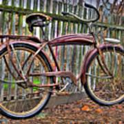 Forgotten Ride 1 Art Print