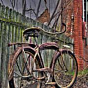Forgotten Ride 2 Art Print