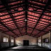 Former Cannery - Ex Conservificio II Art Print