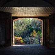 Fort Clinch Portal Art Print