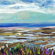 Fort Hill Panorama Art Print