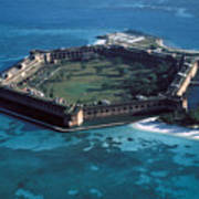 Fort Jefferson Art Print