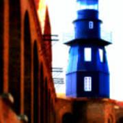 Fort Jefferson Lighthouse Art Print