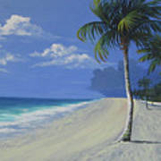 Fort Lauderdale Beach Art Print