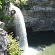 Fort Payne Waterfall Art Print