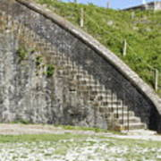 Fort Pickens Stairs Art Print