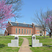 Fort Smith National Historic Site Gateway C Art Print