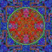 Fortune Mandala Art Print
