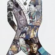 Fortune Woman Art Print
