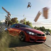 Forza Horizon 3 Art Print