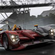 Forza Motorsport 6 Art Print