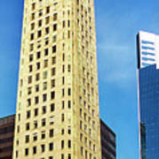 Foshay Tower From The Street Art Print