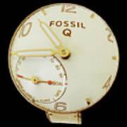 Fossil Q 7 Art Print