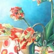 Foulard Art Print