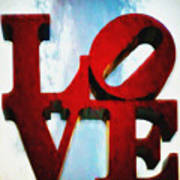 Fountain Of Love  Art Print