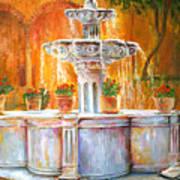 Fountain Of Truth Art Print