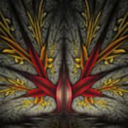 Four Seasons - Autumn Art Print