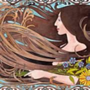 Four Seasons Summer Art Print