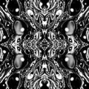 Fractal 62316.1 Art Print