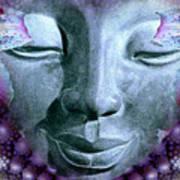 Fractal Bliss Art Print