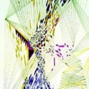 Fractal II Art Print