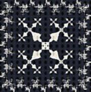 Fractal Patterns Art Print
