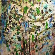 Fragrance Of Color Art Print