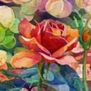 Fragrant Roses Art Print