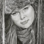 Framed - After Maureen Killaby Art Print