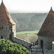 France - Id 16235-220244-1257 Art Print