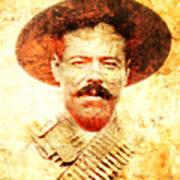Francisco Villa Art Print
