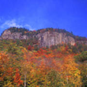 Frankenstein Cliffs Crawford Notch Art Print