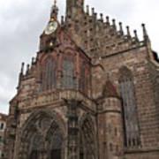 Frauenkirche - Nuremberg Art Print