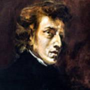 Frederic Chopin Art Print by Granger