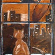 Fredrick's Window Art Print