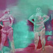 Free At Last - Free With Lust Art Print