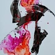 Free Spirit 008 Art Print