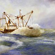 Free Spirit Of The Sea Art Print