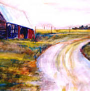 Freedman Farm Art Print