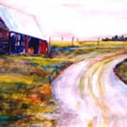 Freedman Farm Art Print